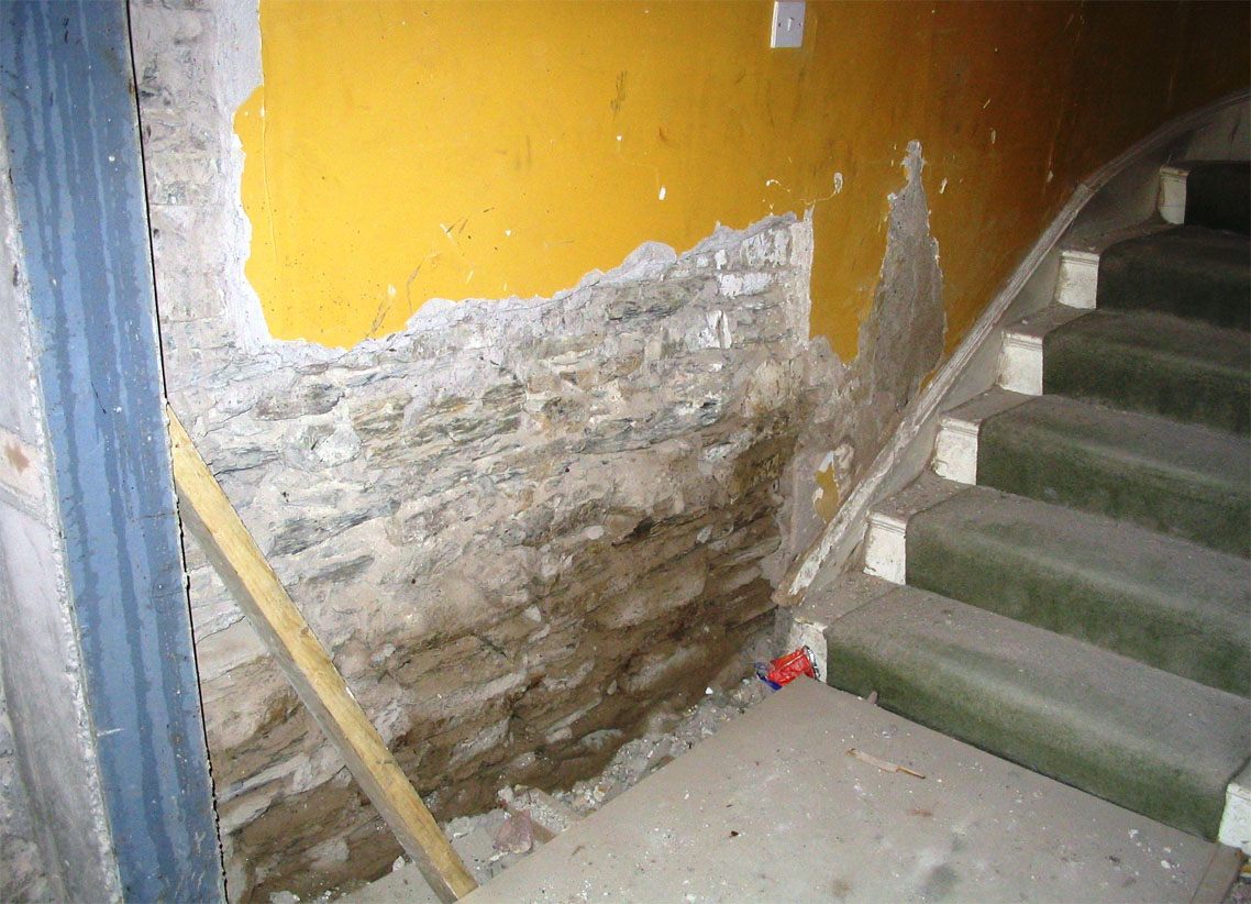 Rising Damp Problems Professional Solutions Diy